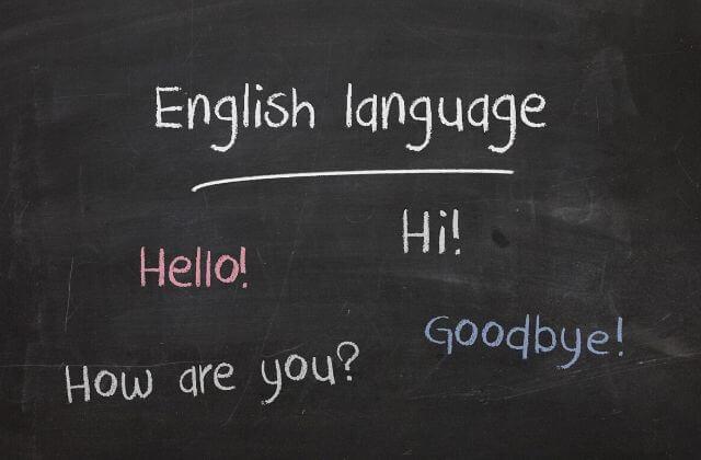 MIS的英文能力都強大?