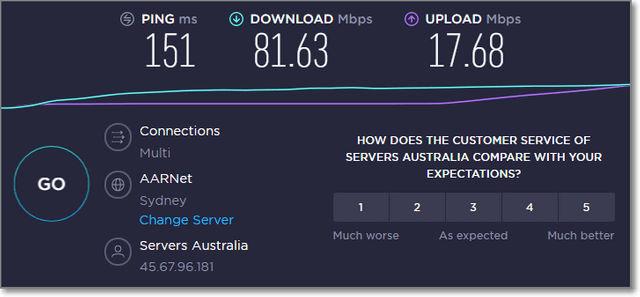 expressvpn澳洲速度