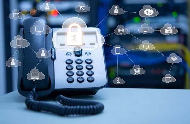 保護網路電話的通訊
