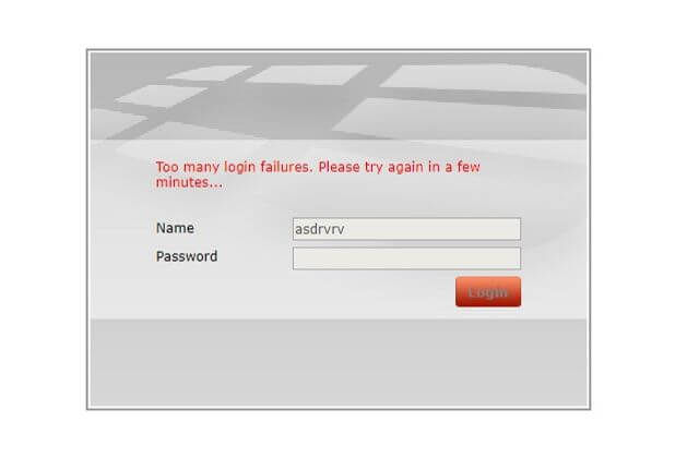 解除IP被封鎖的狀態