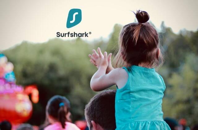 Surfshark VPN的優點