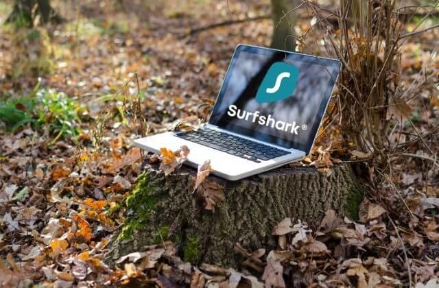 Surfshark VPN提供的功能